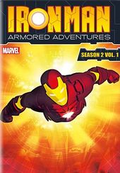Iron Man: Armored Adventures - Season 2 - Volume 1