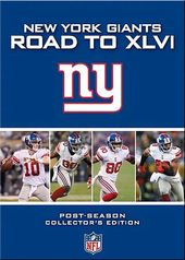 NFL - New York Giants: Road to XLVI (4-DVD)