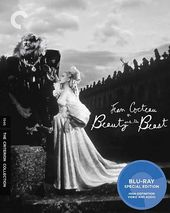 Beauty and the Beast (Blu-ray, Criterion