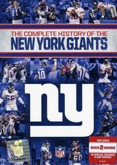 NFL - Complete History of the New York Giants