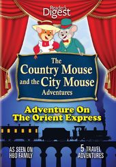 The Country Mouse and the City Mouse Adventures: