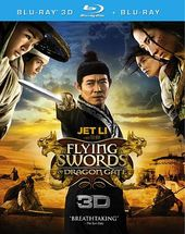 Flying Swords of Dragon Gate 3D (Blu-ray)