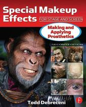Special Makeup Effects for Stage and Screen::