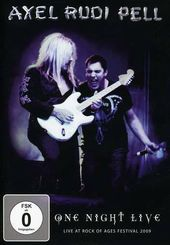 Axel Rudi Pell - One Night Live: Live at Rock of