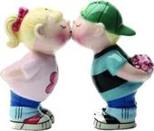 First Kiss, First Date - Magnetized Ceramic Salt