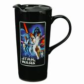 Star Wars - A New Hope: 20 oz. Ceramic Travel Mug