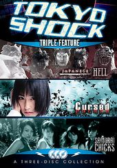 Tokyo Shock Horror Pack - Triple Feature (3-DVD)