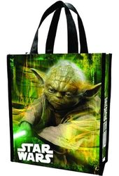 Star Wars - Yoda: Small Recycled Shopper Tote