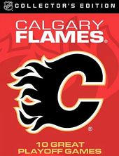 Hockey - NHL: Calgary Flames - 10 Great Playoff