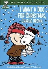 Peanuts - I Want a Dog for Christmas, Charlie