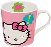 Hello Kitty Stars 12 oz. Ceramic Mug