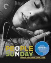 People on Sunday (Blu-ray, Criterion Collection)