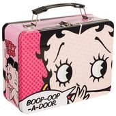 Betty Boop Boop-Oop-A-Doop Large Tin Tote