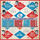 The Unsung Heroes of British Rock and Roll (2-CD)