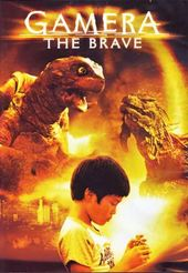 Gamera the Brave (Widescreen)