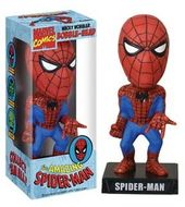 Marvel Comics - Spiderman - Wacky Wobbler