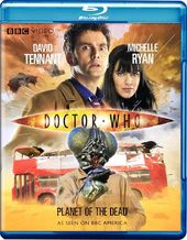 Doctor Who - #200: Planet of the Dead (Blu-ray)