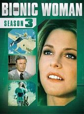 The Bionic Woman - Season 3 (5-DVD)