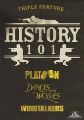 History 101 (Platoon / Windtalkers / Dances with