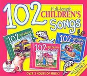 102 Children's Songs [2002] (3-CD)