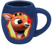 Rudolph the Red Nosed Reindeer - Ceramic 18 oz.