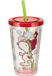 Peanuts - Snoopy Holiday 18 oz. Acrylic Travel Cup