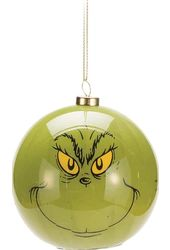 Dr. Seuss - Grinch - Decoupage LED Ball Ornament