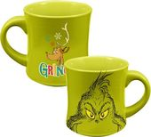 Dr. Seuss - The Grinch - 12 oz. Ceramic Mug