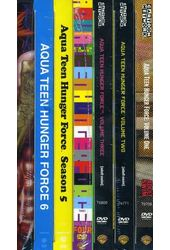 Aqua Teen Hunger Force - Volumes 1-7 (14-DVD)