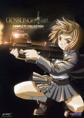 Gunslinger Girl - Complete Series with OVA (5-DVD)