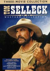 Tom Selleck Western Collection (Crossfire Trail /
