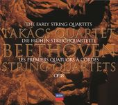 Beethoven: The Early String Quartets (Op. 18,