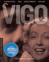 The Complete Jean Vigo (Blu-ray, Criterion