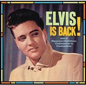 Elvis Presley - Elvis is Back - 2015 Calendar