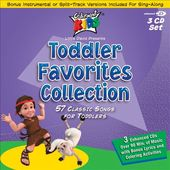 Toddler Favorites Collection (3-CD Box Set)