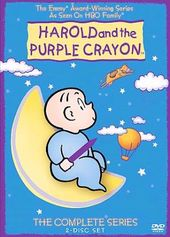 Harold and the Purple Crayon - The Complete