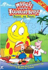 Maggie and the Ferocious Beast: Puzzles and
