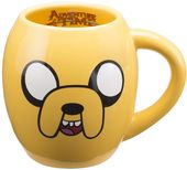 Adventure Time - 18 oz. Oval Ceramic Mug