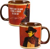 John Wayne - A Mans Got To Do - 20 oz. Ceramic Mug
