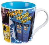 Doctor Who - 12 oz. Ceramic Mug