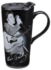 Elvis Presley - Elvis & Guitar - 20 oz. Ceramic