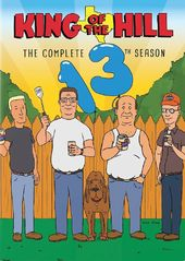 King of the Hill - Complete 13th Season (3-DVD)