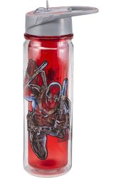 Marvel Comics - Deadpool - 18 oz. Acrylic Water