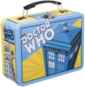 Doctor Who - Large Tin Tote