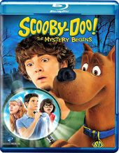 Scooby-Doo: The Mystery Begins (Includes Digital