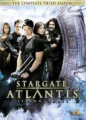 Stargate: Atlantis - Season 3 (5-DVD)