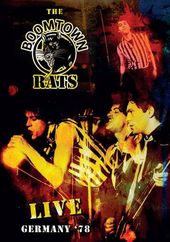 The Boomtown Rats - Live Germany '78 (DVD + CD)