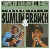 Chicago Blues Session, Volume 22