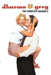 Dharma & Greg - Season 2 (3-Disc)