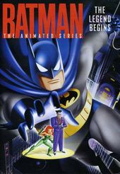 Batman: Animated Series - The Legend Begins